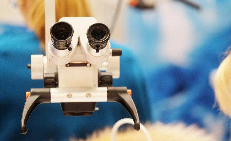 Μικροσκόπιο - Επεμβάσεις Λάρυγγος ΩΡΛ Δρ Βιτάλ Θεσσαλονίκη