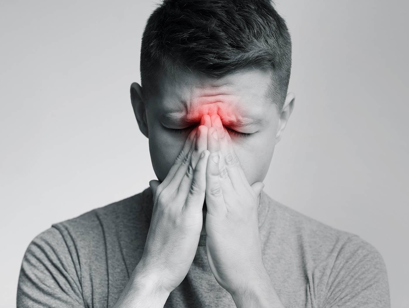 Συμπτώματα και αίτια της Ιγμορίτιδας